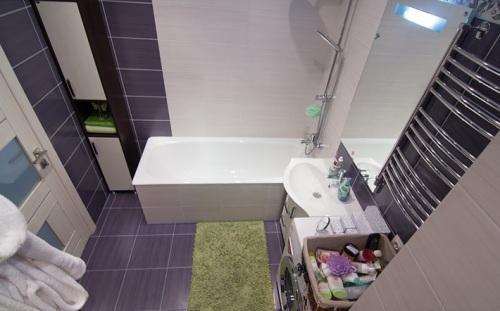 Перепланировка однокомнатной квартиры в двухкомнатную. Фото 11