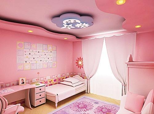 Планировка детской комнаты. Фото 9