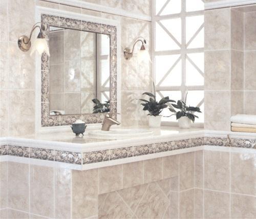 Как выбрать цвет плитку для ванной?