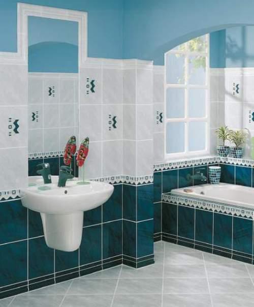 Как сделать стены в ванной плиткой фото 413