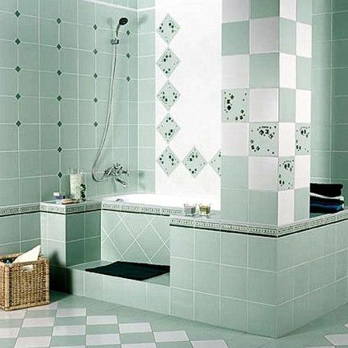 Плитка для ванной. Фото 8