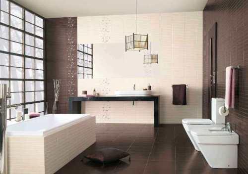 Плитка для ванной. Фото