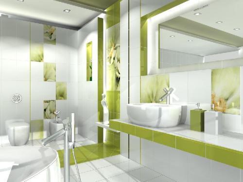 Плитка для ванной. Как выбрать плитку для ванной? Какую плитку выбрать в ванную?