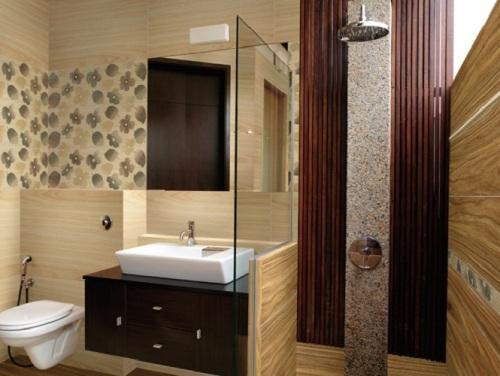 Плитка в ванную комнату. Фото 5