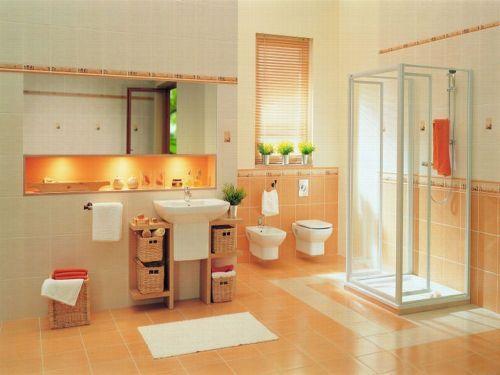 Плитка в ванную комнату. Фото 8