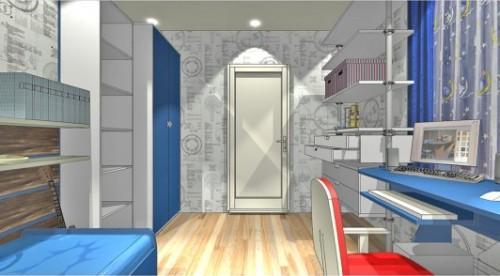 Проект детской комнаты для мальчика. Фото 5