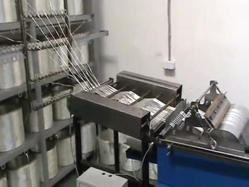 Производство арматуры из стекловолокна