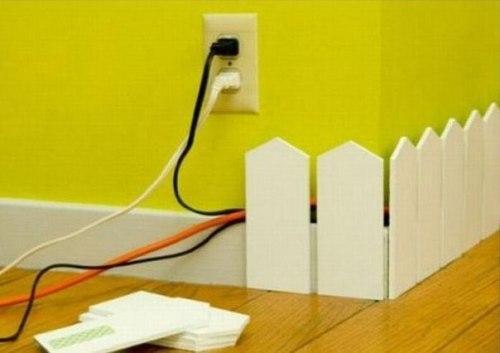 Электропроводка в детской комнате