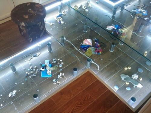 Стеклянные полы. Фото 6