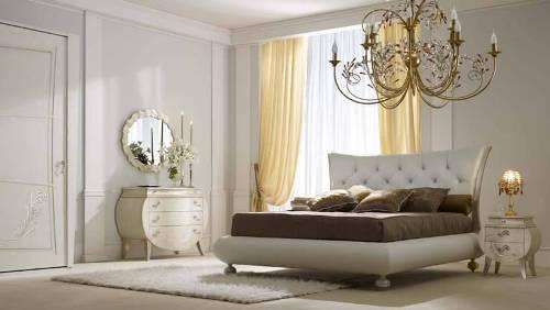 Стиль арт деко в интерьере спальни