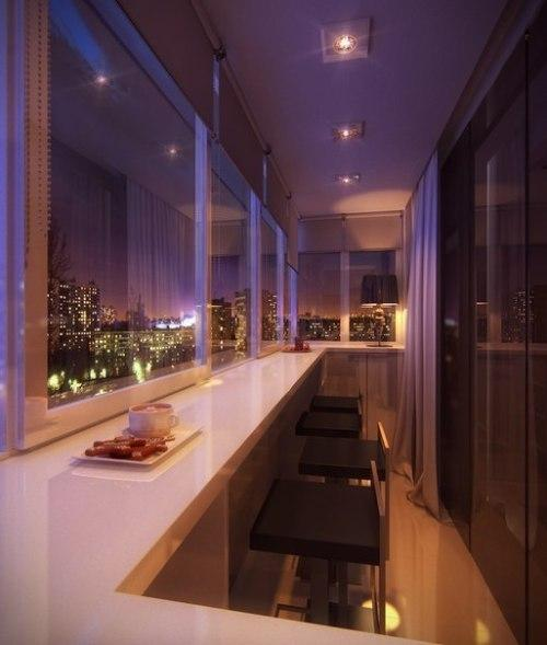 Стоит ли увеличивать помещение за счет балкона?