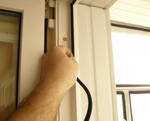 Утеплитель для пластиковых окон. Как утеплить пластиковые окна?