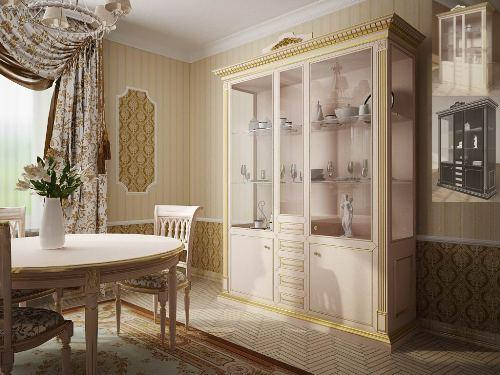 Викторианский стиль в интерьере. Фото 13