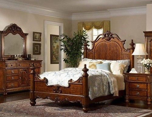 Викторианский стиль в интерьере. Фото 17
