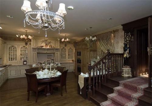Викторианский стиль в интерьере. Фото 2