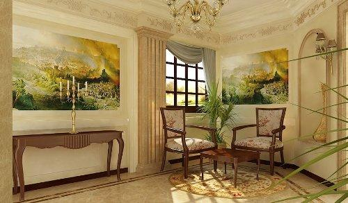 Викторианский стиль в интерьере. Фото 20