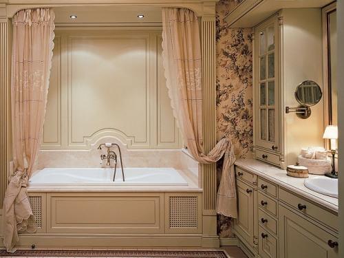 Викторианский стиль в интерьере. Фото 22