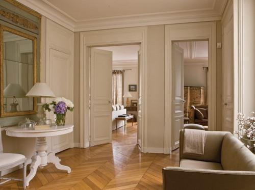 Викторианский стиль в интерьере. Фото 23