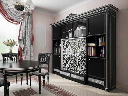 Викторианский стиль в интерьере. Фото 25