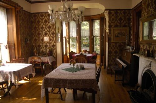 Викторианский стиль в интерьере. Фото 3