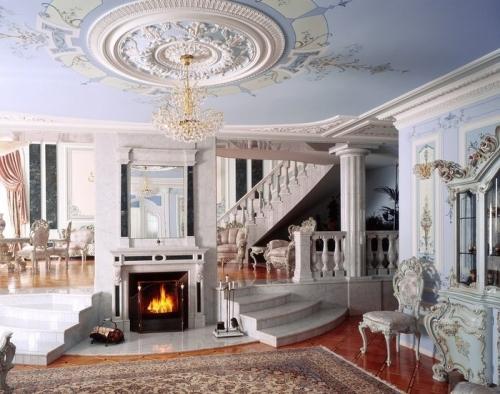 Викторианский стиль в интерьере. Фото 4