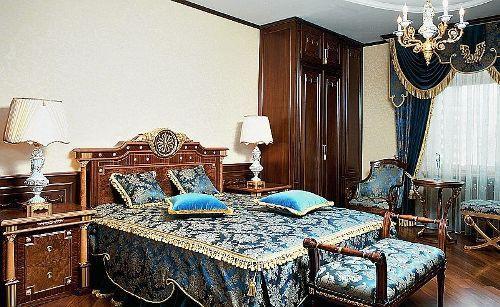 Викторианский стиль в интерьере. Фото 5
