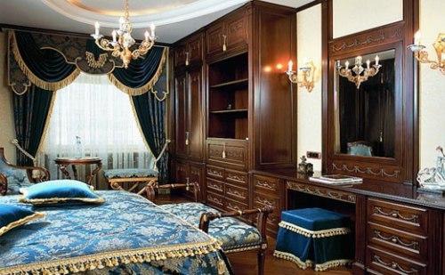 Викторианский стиль в интерьере. Фото 7