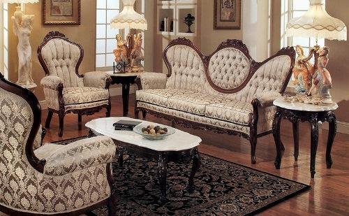 Викторианский стиль в интерьере. Фото 9