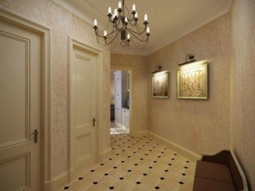 Обои для прихожей и коридора. Фото 12