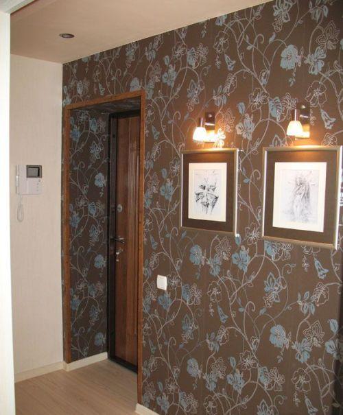 Обои для прихожей и коридора. Фото 3