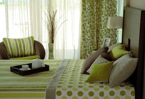 Зеленый цвет в интерьере. Фото 13