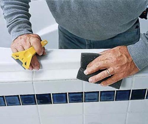 Чем очистить силиконовый герметик?