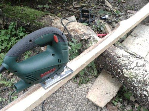 Деревянный сарай своими руками. Фото 2