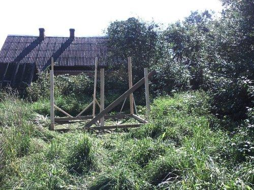 Деревянный сарай своими руками. Фото 6