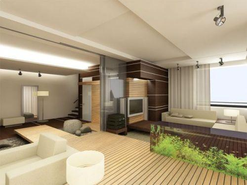 Дизайн зала. Фото 10