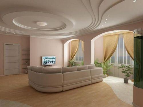 Дизайн зала. Фото 7
