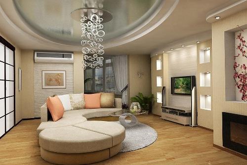 Дизайн зала. Фото 8