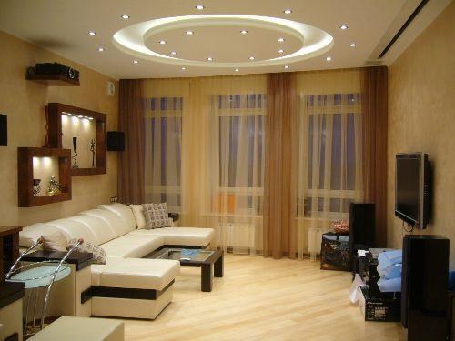 Дизайн зала. Фото 9