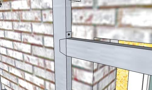 Как обшить стены гипсокартоном. Фото 12