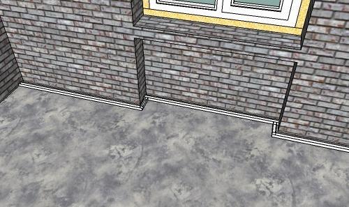 Как обшить стены гипсокартоном. Фото 4