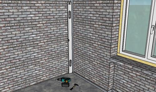 Как обшить стены гипсокартоном. Фото 6
