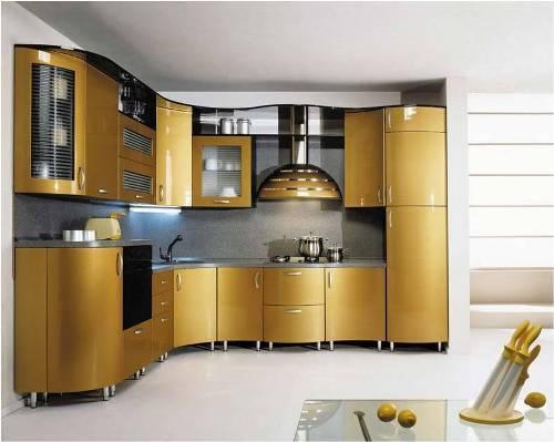 Какие фасады для кухни лучше?