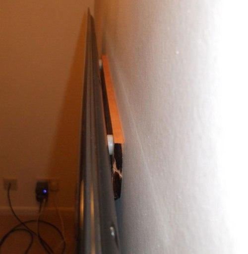 Как своими руками сделать крепление на стену для телевизора