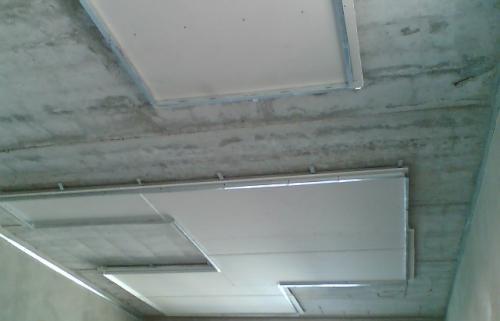 Монтаж второго уровня потолка своими руками