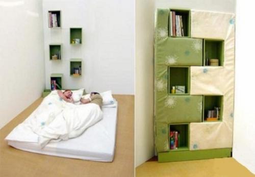 Необычные кровати. Фото 13