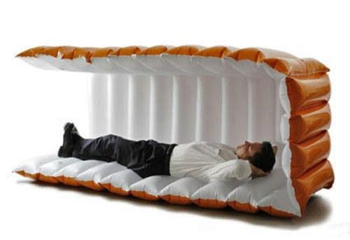 Необычные кровати. Фото 18