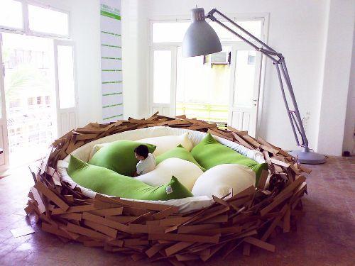 Необычные кровати. Фото 21
