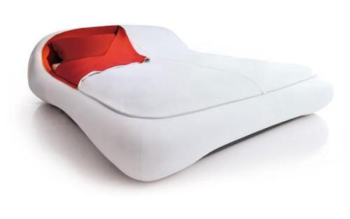 Необычные кровати. Фото 24