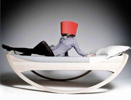 Необычные кровати. Фото 26