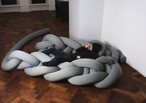 Необычные кровати. Фото 27